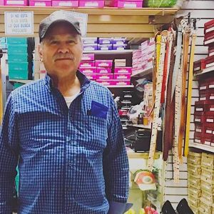 "MEET OUR BUSINESS OWNERS | DON JERONIMO FROM  ""ZAPATERIA ARACELY"""