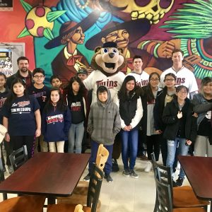 AURORA CHARTER SCHOOL VISITS MERCADO CENTRAL
